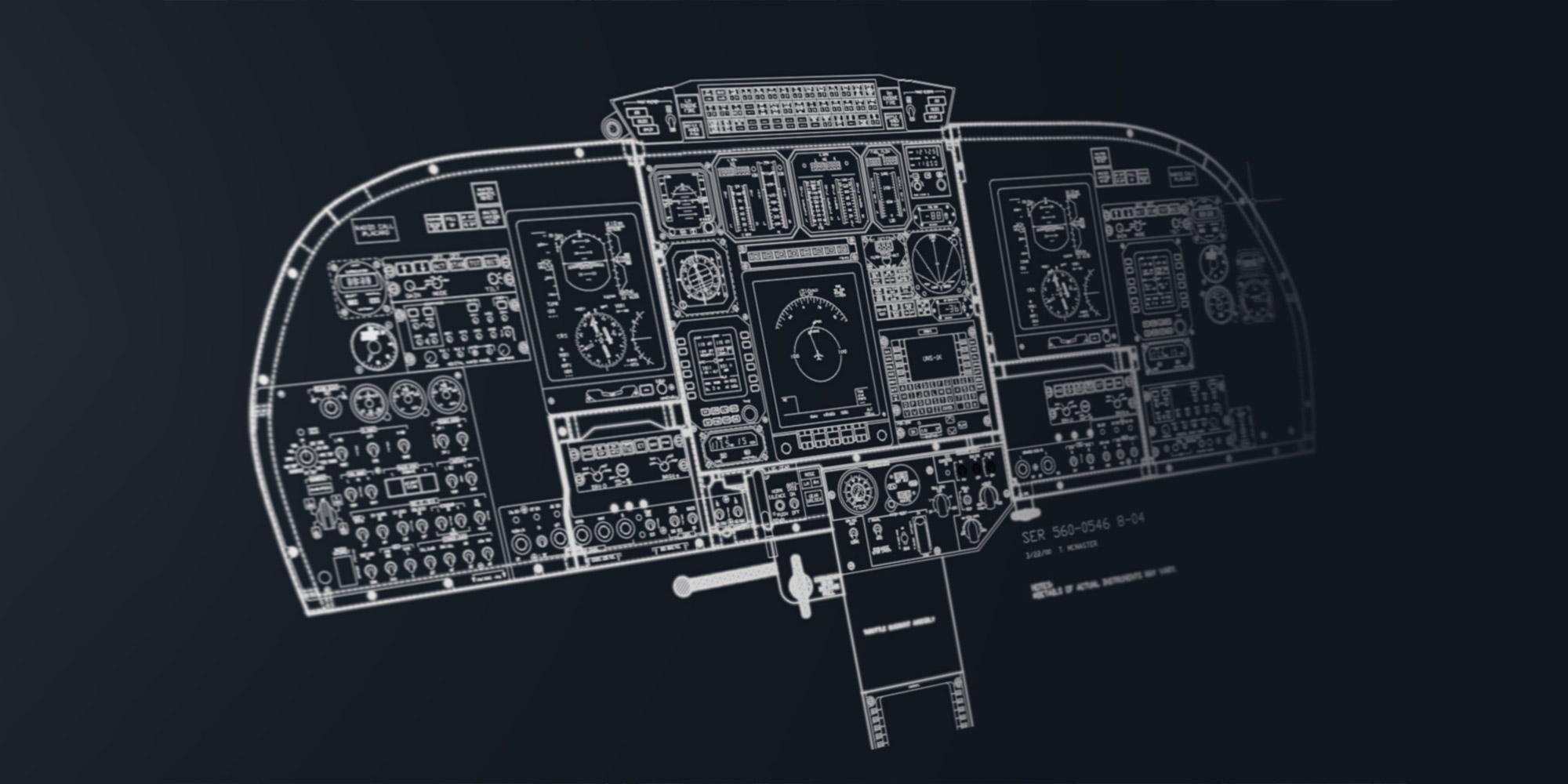 Avionik Pluis Projekt Showcase Leon Voßmüller