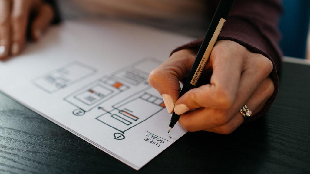 Kernelemente Webdesign Leon Voßmüller
