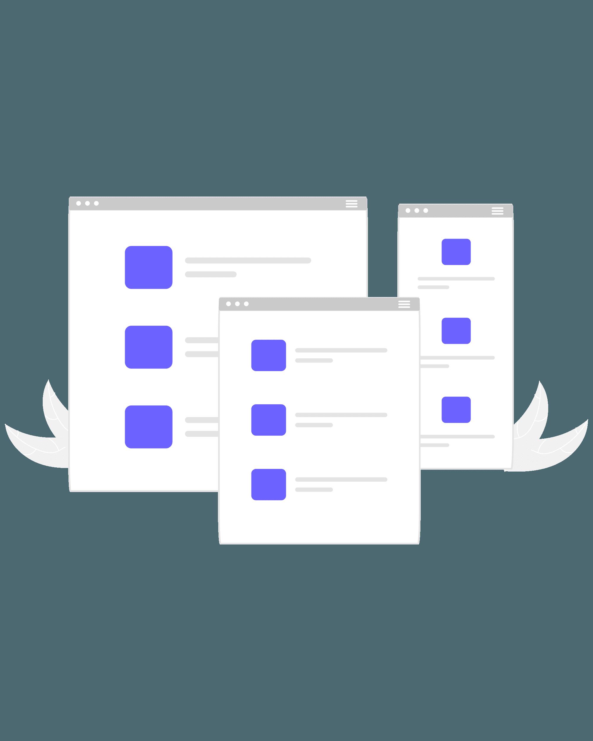 Onlineshop Responsive Design M-Commerce