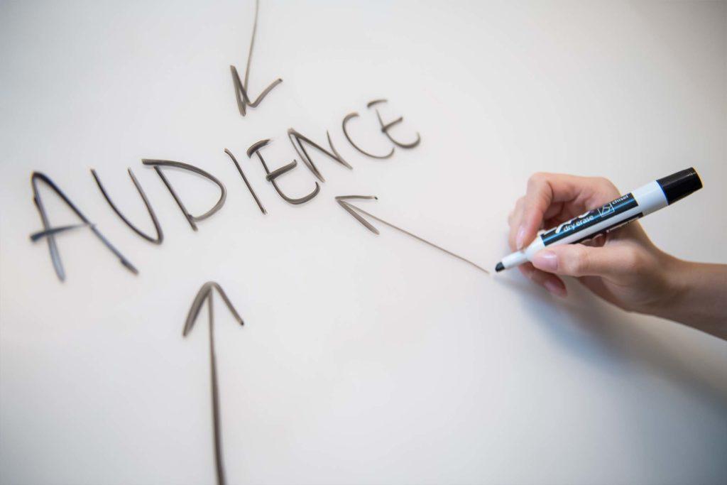 Social Media Publikum aufbauen Blog