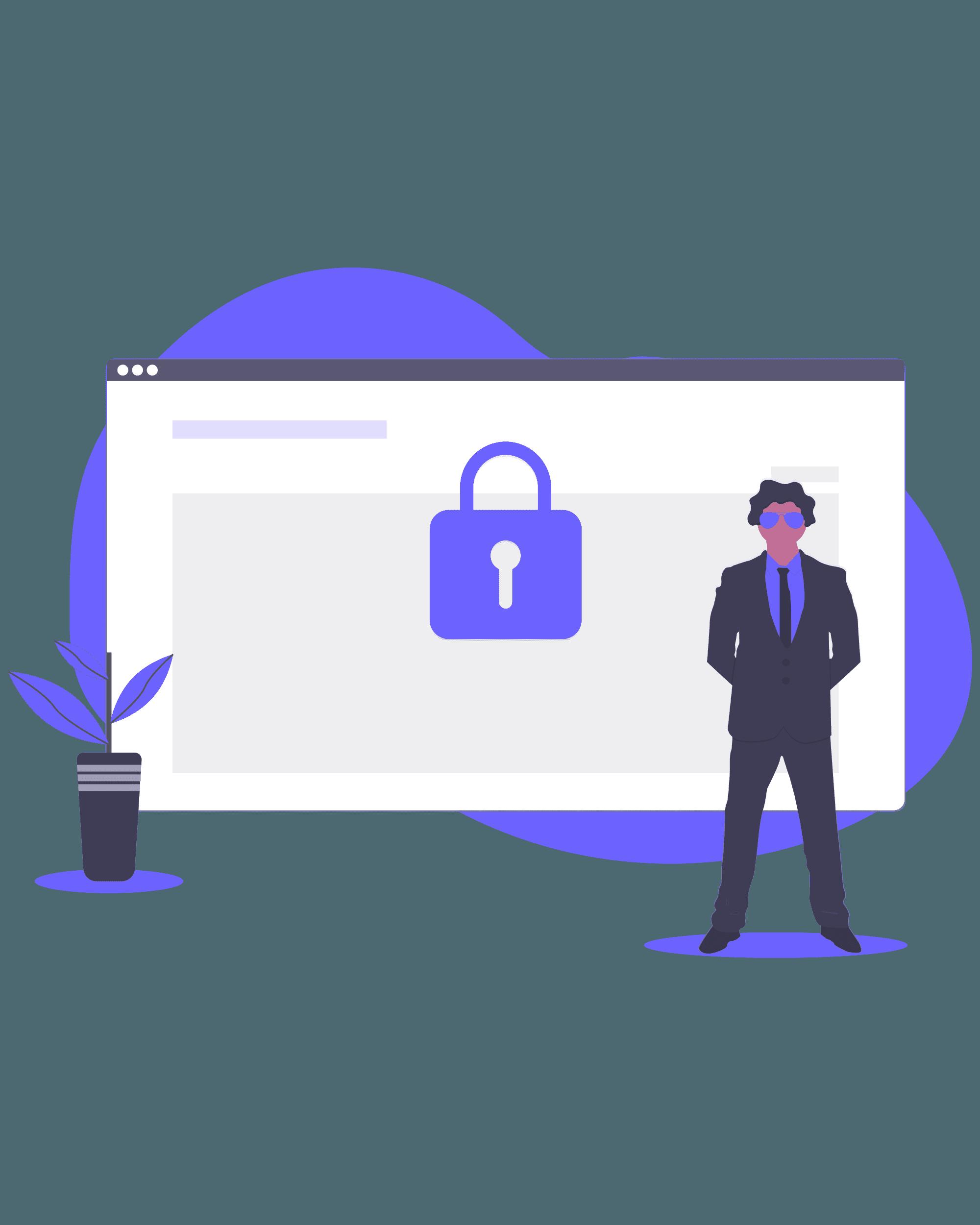 Webdesign Sicherheit Security